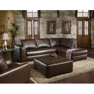 Fairfax Right Hand Facing Sectional - Wayfair