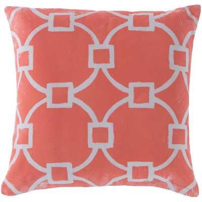 Glamorously Geometric Throw Pillow - AllModern