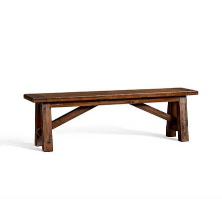 Toscana Bench - Small - Pottery Barn