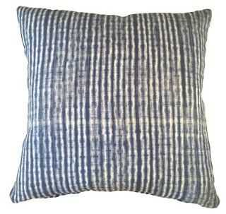 "Westcott Pillow-20""-feather insert - One Kings Lane"