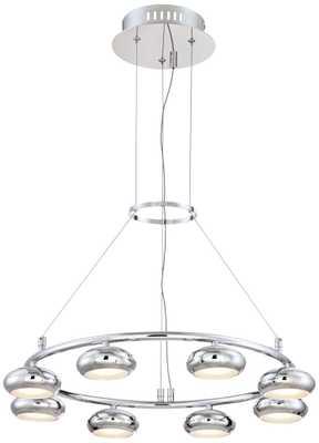 Possini Euro Villano Pendant Light - eurostylelighting.com
