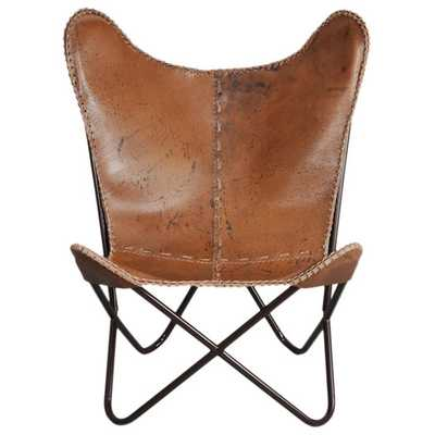 Butterfly Lounge Chair - Anti-Brown - AllModern