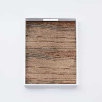 "Wood + Lacquer Trays - 14""x18"" - West Elm"
