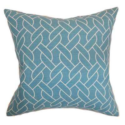 Neptune Cotton Throw Pillow - Wayfair