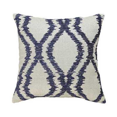 "Signature Design Throw Pillow - Blue - 18 x 18"" - Polyester fill - Overstock"