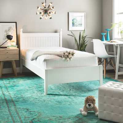 Catalina White Twin Bed - Overstock