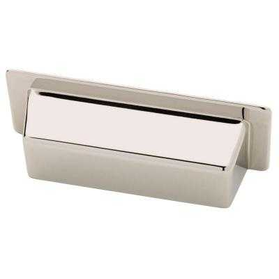 Polished Nickel Alcove Bin Pull  4.6 out of 5 (7)  Write a Review Ask the first question - Home Depot