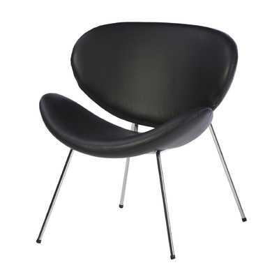 Minton Lounge Chair - Black - Wayfair