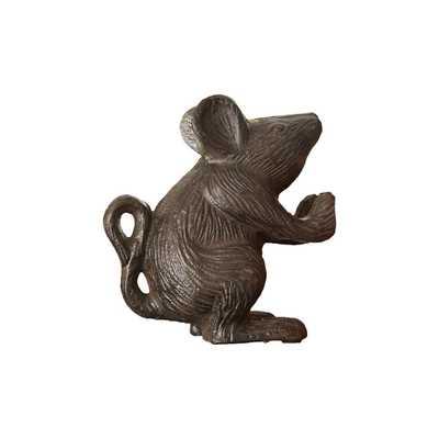 Rustic Mouse Decor - Birch Lane