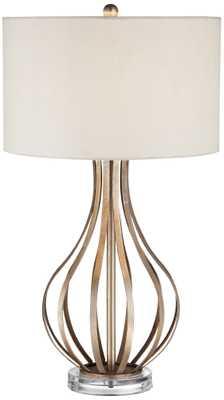 Hayden Open Gourd Table Lamp - Lamps Plus