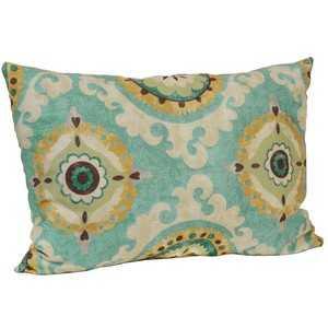 Green Valerie Accent Pillow - 20L x 14H in - kirklands.com