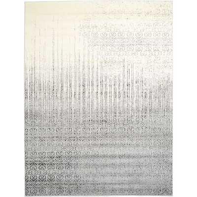 Del Mar Gray Area Rug 7' x 10' - AllModern