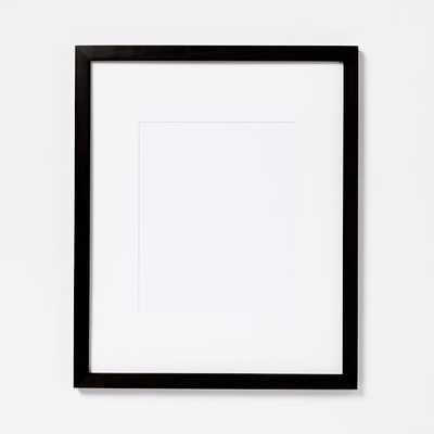 Gallery Individual Frame - Black - West Elm