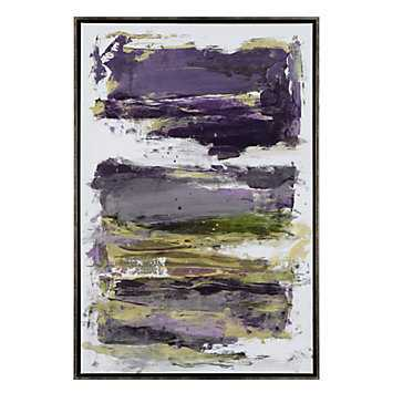 Ciao Bella 1 - 25.5''W x 37.5''H- Framed (Champagne) - Z Gallerie