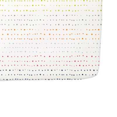 Petit Pehr Painted Dots Crib Sheet - Giggle