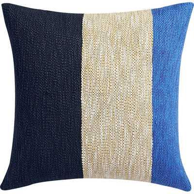 Versi pillow - Navy - 16x16 - With Insert - CB2