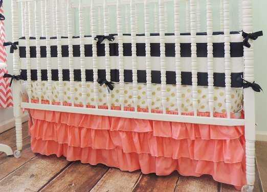Tushies and Tantrums Boutique Crib Set, - Amazon