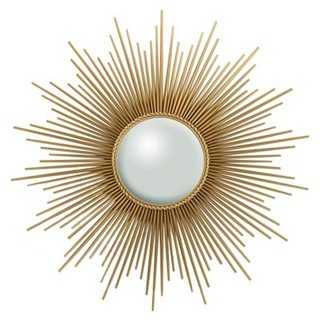 Sunburst Wall Mirror - One Kings Lane