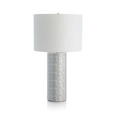Roscoe Table Lamp - Crate and Barrel