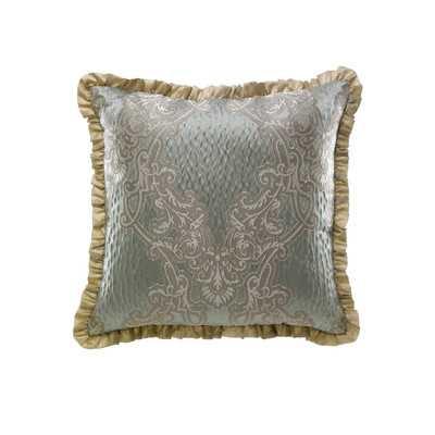 """Opal Throw Pillow - 19"""" H x 19"""" W - Polyester/Polyfill - Wayfair"""