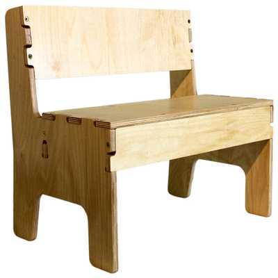 Wooden Kid's Bench - AllModern