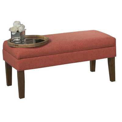 Decorative Storage Bench - AllModern