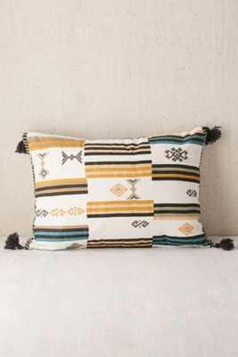 "4040 Locust Salton Sea Bolster Pillow - 14"" x 20"" - Urban Outfitters"