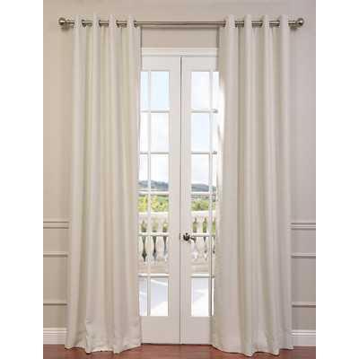 Bellino Grommet Single Panel Blackout Curtain - Wayfair