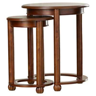 Bryant 2 Piece Nesting Tables - Wayfair