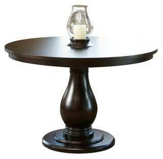 "Malaga 48"" Round Dining Table - One Kings Lane"