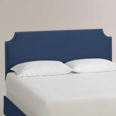 Velvet Caiden Upholsetered Headboard - World Market/Cost Plus