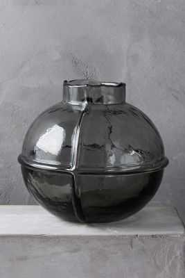 Glass Rotunda Vase - Anthropologie