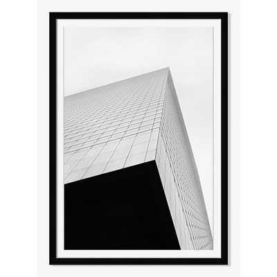 Building Facade II by The Licensing Project-Large-Framed - West Elm