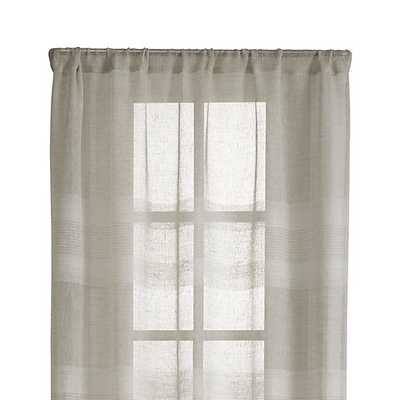 Shorewood Curtain Panel - Crate and Barrel