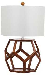 Cage Table Lamp - One Kings Lane
