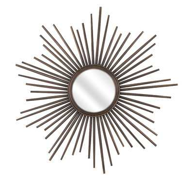 Berrak Starburst Mirror - Wayfair