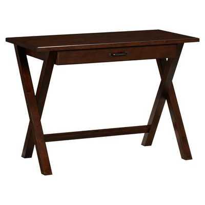 X Frame Desk - Pottery Barn Teen