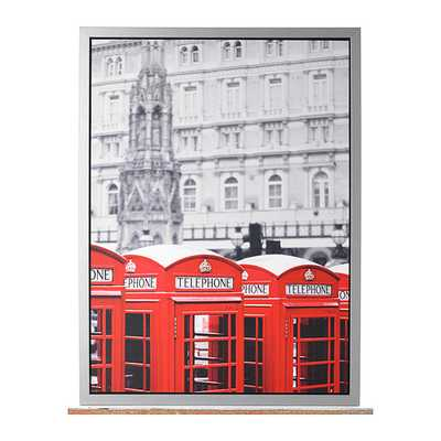 "VILSHULT Picture, London - 30 ¼ x 22 ½ "" - Unframed - Ikea"