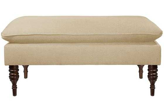 GOODMAN UPHOLSTERED BENCH - Home Decorators