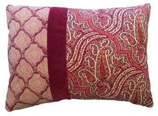 Nahla Pillow - One Kings Lane