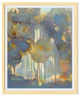 """Andrea Pramuk, Tree of Life XVI, 20""""W x 24""""H, framed - One Kings Lane"""