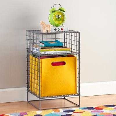 On the Grid Nightstand - Land of Nod