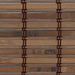 Natural Woven Wood Shade - Home Depot