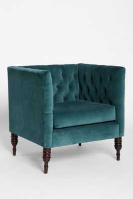 Tufted Chair - Urban Outfitters