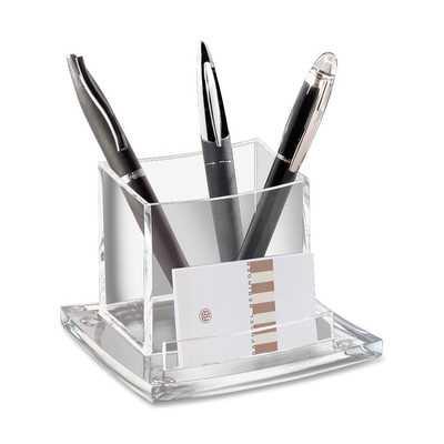 Acrylight Pencil/Cup Holder - Wayfair