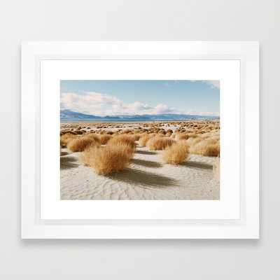 """Paiute Land-10""""x12- Framed - Society6"""