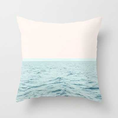 "Sea Breeze - 16"" x 16"" - Insert is not included - Society6"