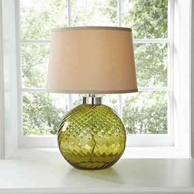 Sorrell Glass Table Lamp - Birch Lane