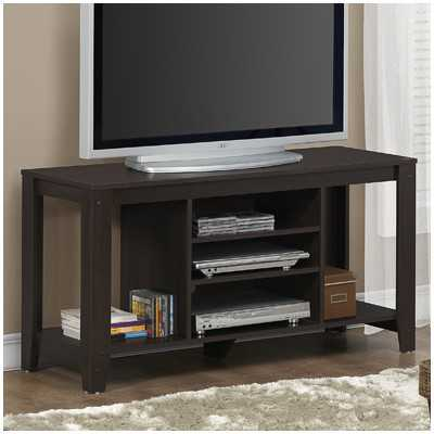 "48"" TV Stand - Cappuccino - Wayfair"