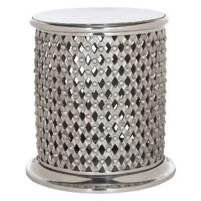 Safavieh Accent Table - Silver - Target